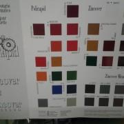 Tabella Colori Zincover e Polirapid