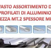 Profilati di alluminio