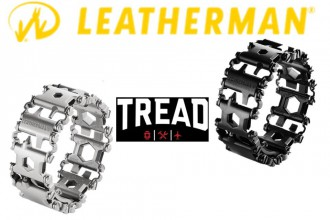 Novita' Leatherman Tread