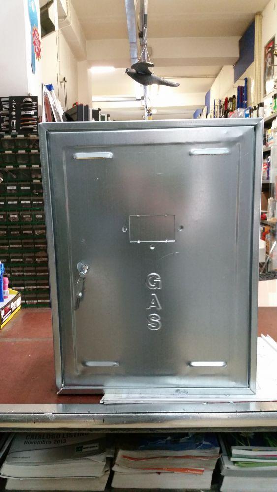 armadietto per esterno zincato gas - ferramenta online shop ... - Armadietti Zincati