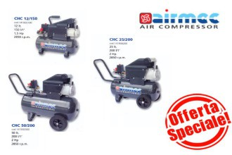 Compressori AirMec Offerta Speciale
