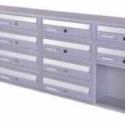 CASELLARIO-fox-1-ARGENTO-BOX-DOPPIO-4X4base-800