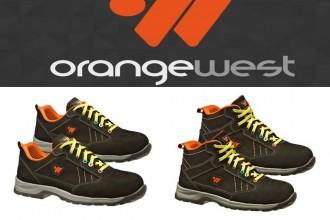 Calzature Antinfortunistiche OrangeWest S3 SRC