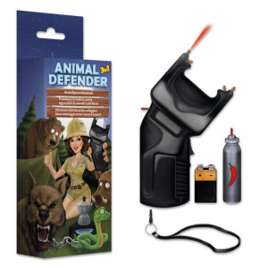Animal Defender 3 in 1 Hot Spray