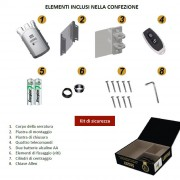 KIT NUOVA REMOCK LOCKEY