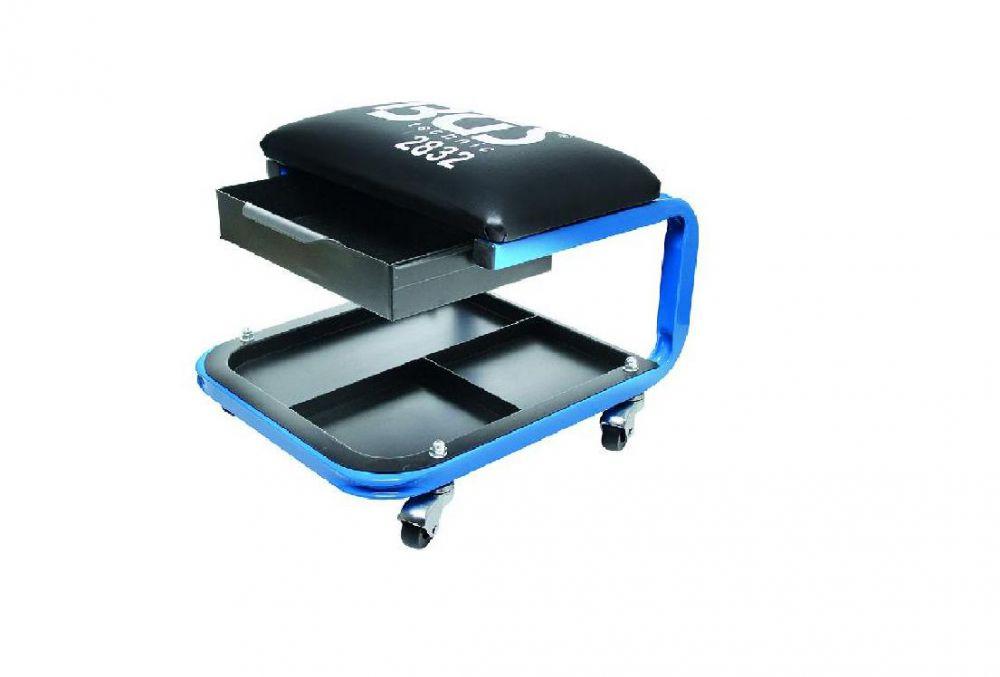 Officina sedile letto arrotolabile sgabello arbeitskocker