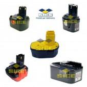 Batterie Sice per Elettroutensili di tutte le marche