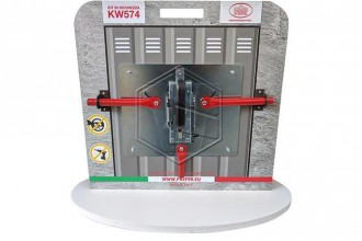 Prefer KW574 Kit di sicurezza per porte basculanti