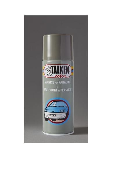 Vernice spray per paraurti e protezione plastica talken - Vernice plastica per muri esterni ...