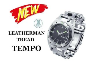 Leatherman Tread Tempo 30 Tools