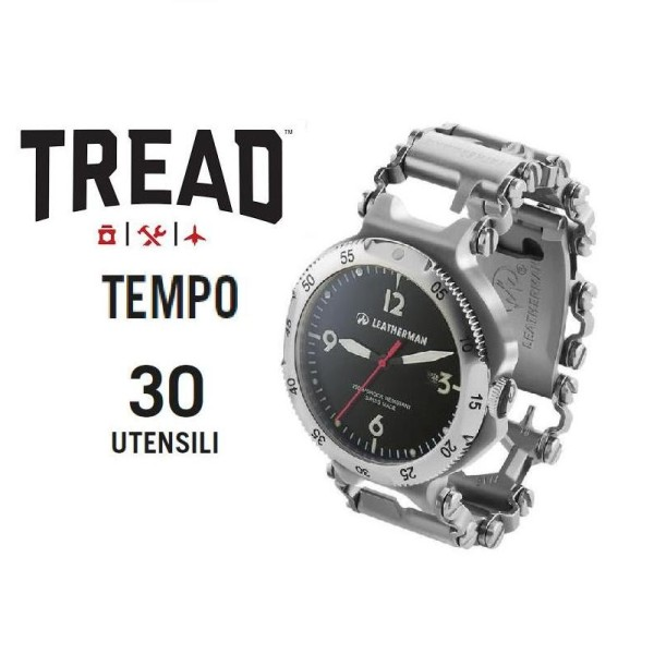 Leatherman Tread Tempo