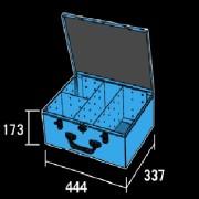 Valigetta in metallo Syncro Z17301