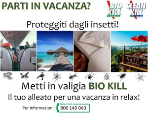 BioKill in Viaggio