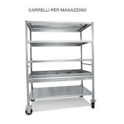 Carrelli per magazzino S9106