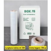 Film estensibile Box 6 Trasparente Leggera