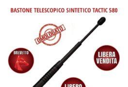 Bastone Telescopico Sintetico Tactic 580