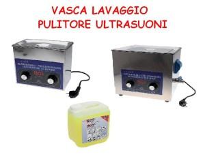 Pulitore ad Ultrasioni Fermec Bgs