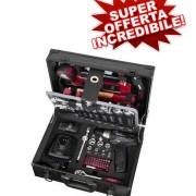 Valigia 95 Utensili Kraftwerk + Avvitatore Panasonic 10.8V