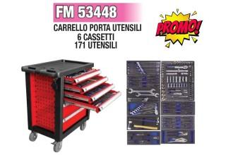 Carrello Fermec 171 Utensili FM 53448